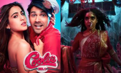 December 2020 OTT Releases: From Varun Dhawan's Coolie No 1 to Bhumi Pednekar's Durgamati, New Movies to Watch Online This Month