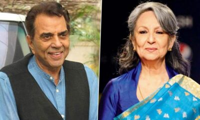 Did You Know Birthday Duo Dharmendra and Sharmila Tagore Were a Part of THIS Gulzar Film That Did Not Happen?