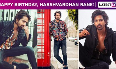 Harshvardhan Rane Birthday Special: A Lesson in Signature Millennial Transition From Dapper to Cool Dude With Ample Humility in Tow!