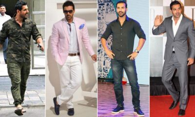 John Abraham Birthday Special: Crisp And Casual, His Fashion Outings Always Get A Thumbs Up From Us (View Pics)