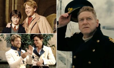 Kenneth Branagh Birthday: Harry Potter, Dunkirk, Much Ado About Nothing – 5 Films That Prove That the Actor Can Ace Any Given Role