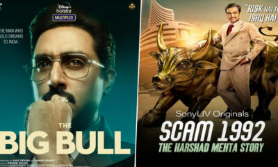 Makers of Abhishek Bachchan's The Big Bull Shift Its Release to 2021? Is Scam 1992's Massive Success the Reason Behind It?