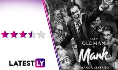 Mank Movie Review: Gary Oldman Is Amazingly Brilliant in David Fincher's Compelling Ode to the Man Who Created Citizen Kane (LatestLY Exclusive)