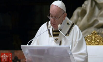 Netflix Orders Pope Francis Documentary Series Based on Award-Winning Book 'Sharing the Wisdom of Time'
