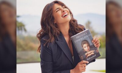 Priyanka Chopra Shares Update on the Release of Her Memoir Unfinished, Says 'Can't-Wait for First Copy Next Month' (View Post)