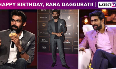 Rana Daggubati Birthday Special: Dapper Smart Casuals With Relaxed Aesthetics and a Slick Beard Is How He Rolls!