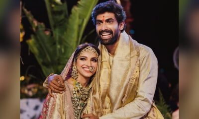Rana Daggubati Makes Wife Miheeka Bajaj's First Birthday Post-Marriage A Special One And How! (View Pics)