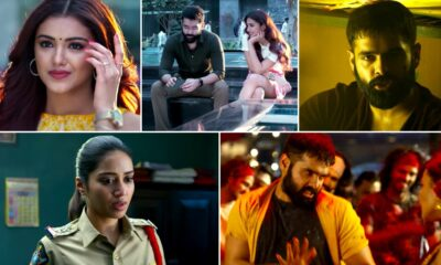 Red Trailer: Ram Pothineni's Dual Roles In Kishore Tirumala's Thriller Looks Intense And Promising! (Watch Video)