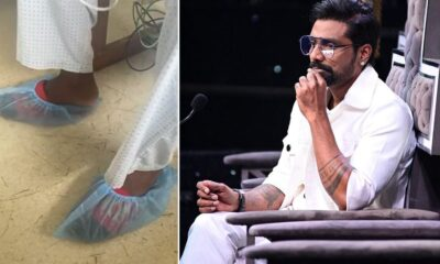 Remo D'Souza's Wife Lizelle Shares a Video of the Choreographer Tapping His Feet After His Heart Surgery, Thanks Everyone for Their Prayers!