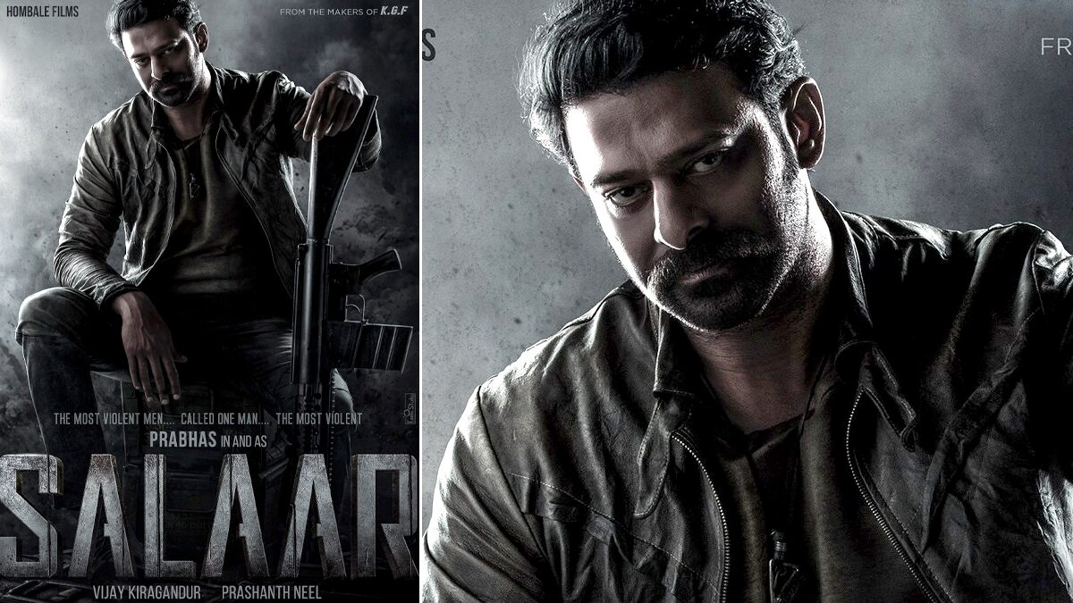 Salaar: Prabhas Makes Yet Another Announcement, Teams Up with KGF Director Prashanth Neel for an Actioner
