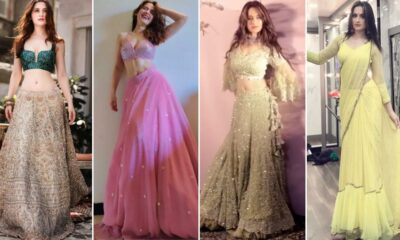 Sanjeeda Shaikh Birthday: Marvelous, Elegant and all Other Words That Define her Ethnic Wardrobe (View Pics)