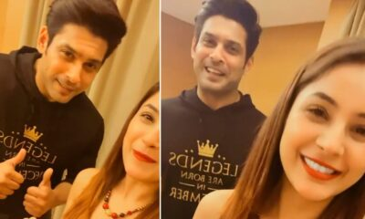 Sidharth Shukla Turns A Year Older Today And Shehnaaz Gill Shares A Sweet Birthday Post For The Bigg Boss 13 Winner! Checkout This Video Of SidNaaz