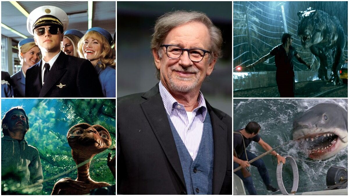 Steven Spielberg Birthday Special: From Jaws to Jurassic Park, 10 Highest-Rated Movies of the Director As per IMDB and Fascinating Trivia About Them (LatestLY Exclusive)