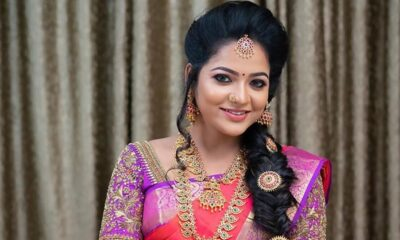 Tamil TV Actress VJ Chitra's Husband, Hemnath Arrested For Alleged Abetment Of Suicide