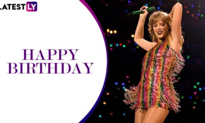 Taylor Swift Birthday Special: 8 Songs of America's Sweetheart That You Must Listen Or You Better Be Living Under A Rock (Watch Videos)