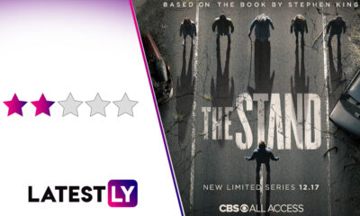 The Stand review: Sketchy Narrative And Underwhelming Thrills Make This Adaptation Of Stephen King's Post-Apocalyptic Thriller Average At Best