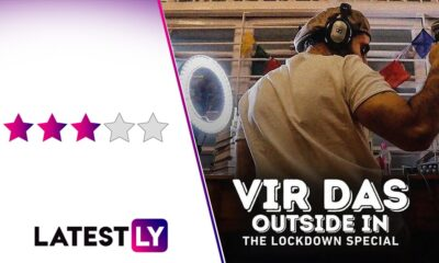Vir Das - Outside In Lockdown Special Review: Not The Gags But The Sincere Intentions Make You Adore This Netflix Stand-Up Act