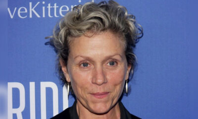Women Talking: Frances McDormand to Star In and Produce Film Adaptation of Miriam Toews' Bestselling Novel at MGM