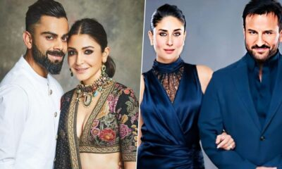 Year-Ender 2020: From Anushka Sharma-Virat Kohli to Kareena Kapoor-Saif Ali Khan – Celebrities With a 'Baby on Board'