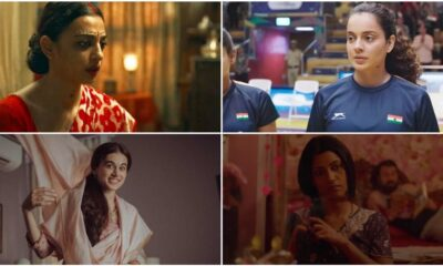 Year-Ender 2020: Radhika Apte, Kangana Ranaut, Taapsee Pannu and More – 11 Actresses Who Impressed Us With Their Performance in a Bollywood Movie This Year! (LatestLY Exclusive)