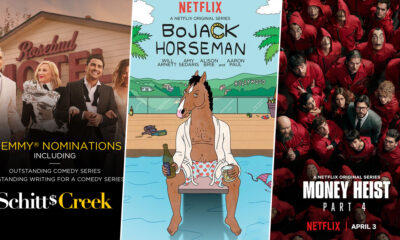 Year Ender 2020: Schitt's Creek, BoJack Horseman, Money Heist – International Shows That Ruled the Waves in India