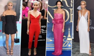 Zoe Kravitz Birthday: She Has a Penchant for Nailing all her Red Carpet Appearances (View Pics)