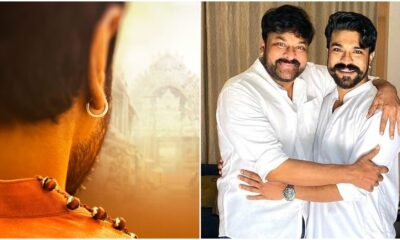 Acharya: Ram Charan To Play The Character Siddha In Chiranjeevi Starrer, Makers Share A Glimpse Of His Look