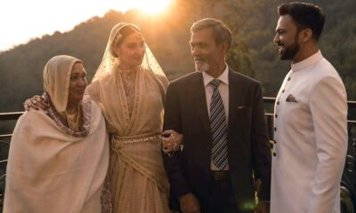 Ali Abbas Zafar Embraces Alicia Zafar in a Warm Hug As He Introduces His Wife to the World (View Pic)
