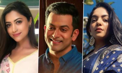 Andhadhun Malayalam Remake: Mamta Mohandas And Ahaana Krishna To Play The Female Leads In Prithviraj Sukumaran Starrer?