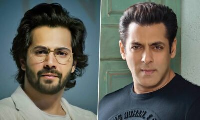 Antim: Varun Dhawan's Special Song From Salman Khan's Film Is A Ganpati Celebration Number! (Read Details)