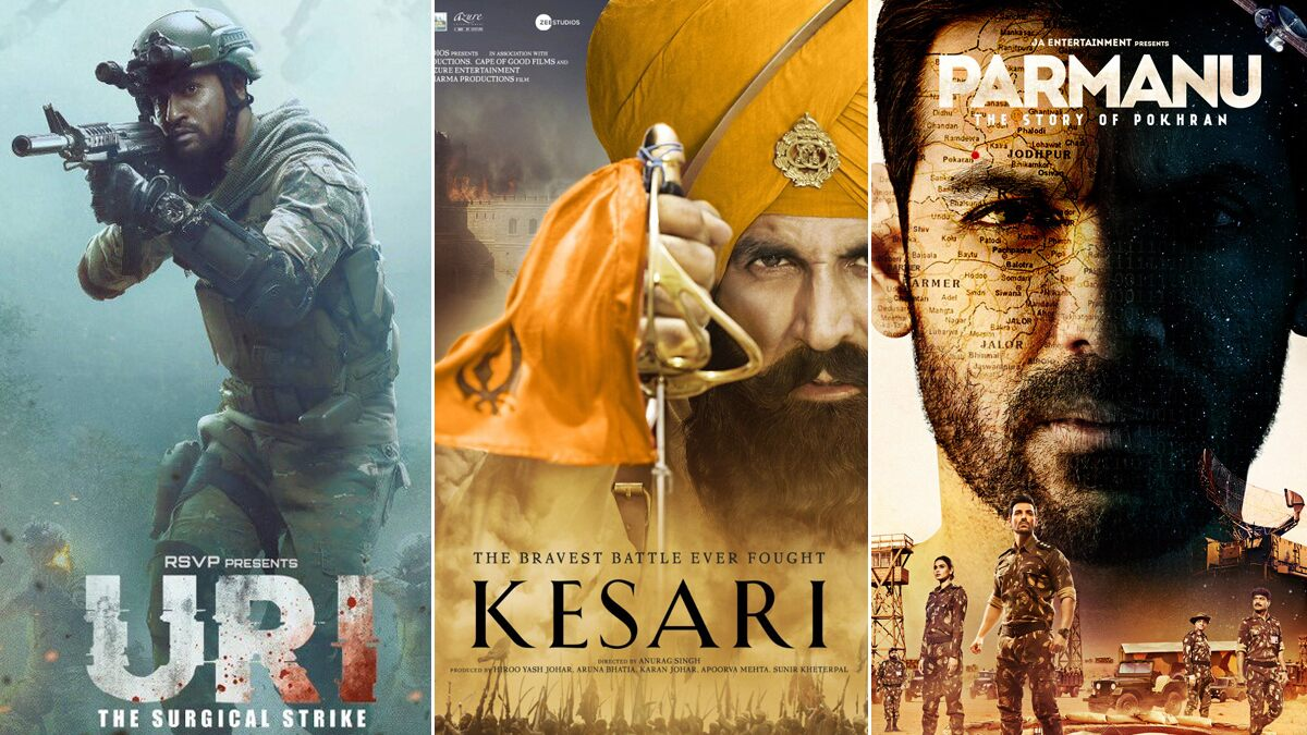 Army Day 2021: URI, Kesari, Parmanu – 5 Bollywood Films That Shout 'How's the Josh' and Where You Can Watch Them