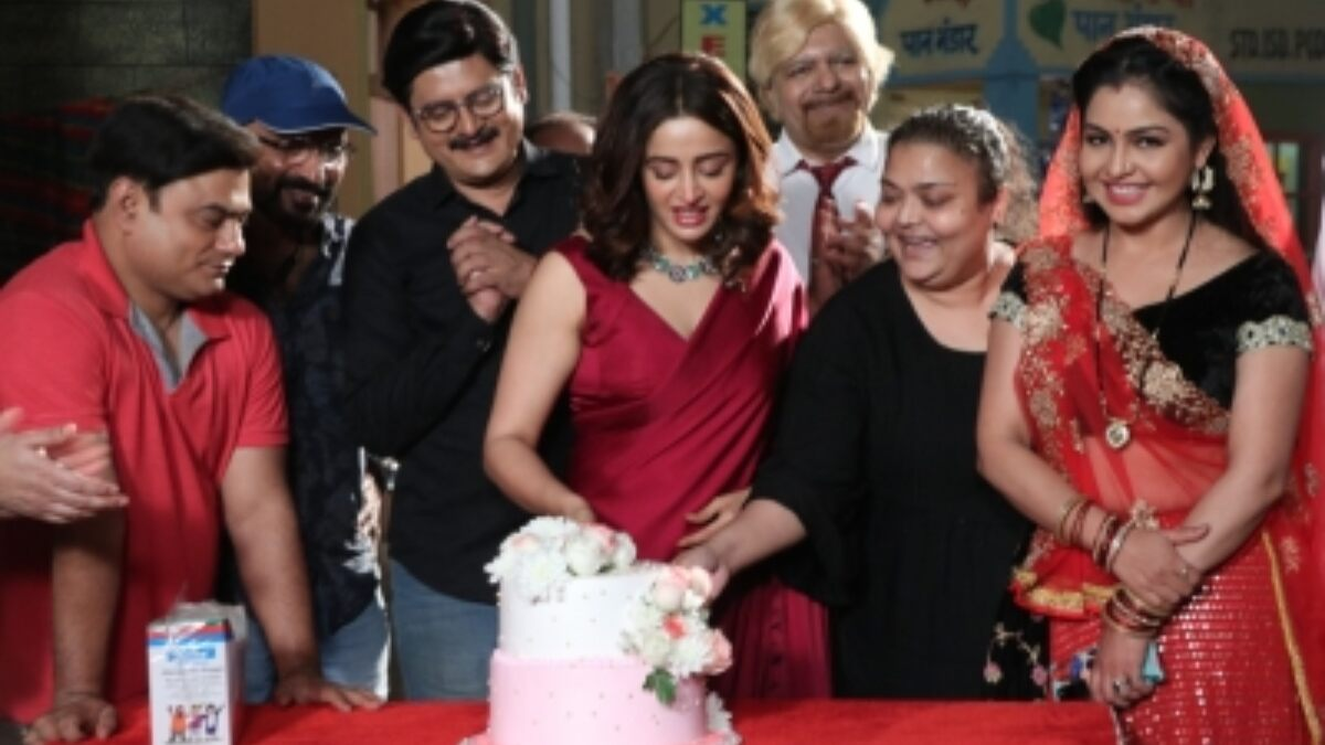 Bhabiji Ghar Par Hai: Nehha Pendse Finally Begins Shooting As Anita Bhabhi, Feels Elated!