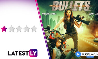 Bullets Review: Sunny Leone and Karishma Tanna's Web-Series Is a 'Thelma & Louise' Knock-Off Done Horribly Wrong (LatestLY Exclusive)