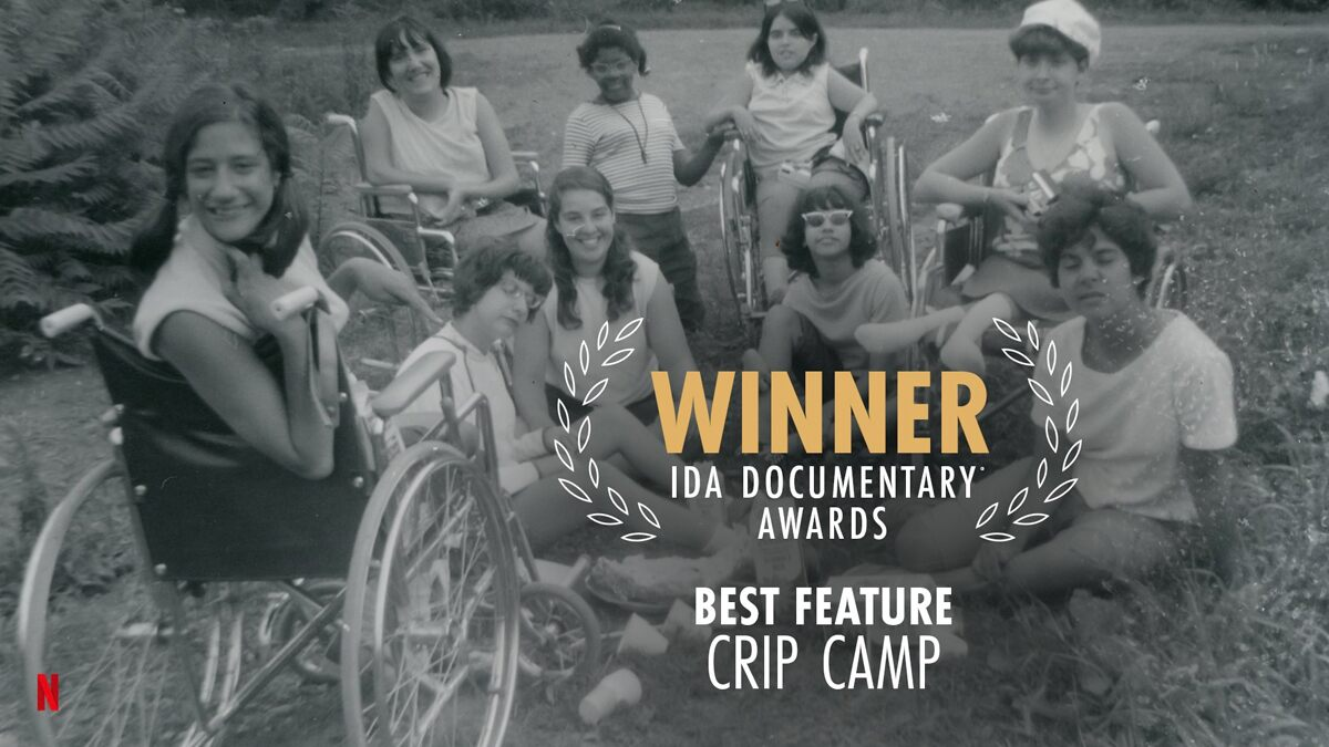 Crip Camp Wins Best Feature Honour at IDA Documentary Awards 2021