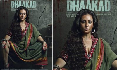 Dhaakad: Divya Dutta Introduces Her 'Menacing, Evil' Character Rohini From the Kangana Ranaut Film