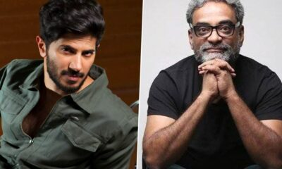 Dulquer Salmaan to Be Seen As the Protagonist in R Balki's Upcoming Thriller?