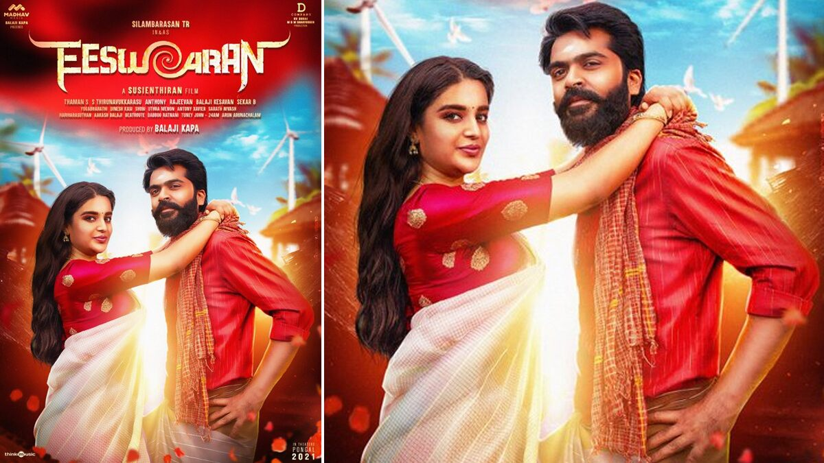 Eeswaran Review: Silambarasan and Nidhhi Agerwal's Film Declared as a Pongal Winner, Say Netizens