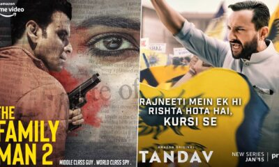 From Saif Ali Khan's Tandav to Manoj Bajpayee's The Family Man Season 2, Take a Look at Most Anticipated Indian Web Shows of 2021