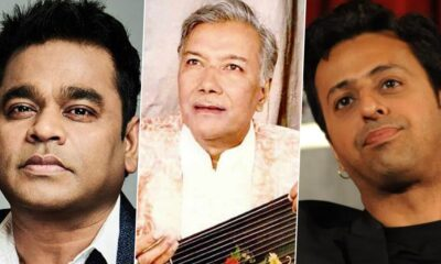 Ghulam Mustafa Khan No More: From AR Rahman to Salim Merchant, Celebs Pay Tribute to the Legendary Musician