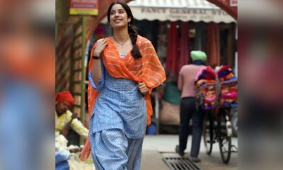 Good Luck Jerry: Janhvi Kapoor Steps Into a Desi Avatar for Aanand L Rai's Next