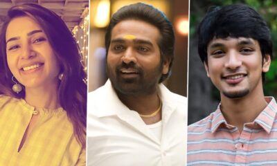 HBD Vijay Sethupathi: Samantha Akkineni, Gautham Karthik and Others Shower Love on the Master Actor on His 43rd Birthday!
