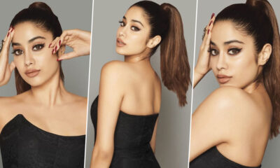 Janhvi Kapoor's 'Too Glam to Give a Damn' Look in her Recent Photoshoot is Winning Our Hearts (View Pics)