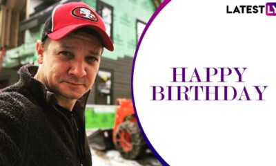 Jeremy Renner Birthday: A Look at Some Of His Best Scenes as Hawkeye (Watch Videos)