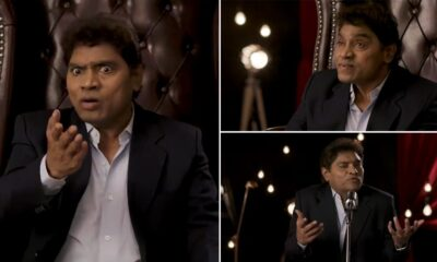 Johnny Lever Adds New Feather to His Hat As He Teaches Comedy to Aspiring Artists in a New Show (Watch Video)