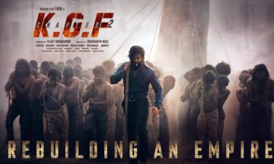 KGF Chapter 2: From Becoming the Most Viewed Teaser to Being the Most Expensive Kannada Film – 5 Interesting Fact About the Yash Starrer Action Film