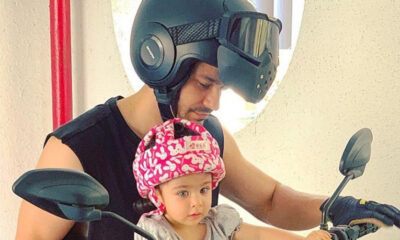 Kunal Kemmu Is Busy Doing Father's Duty with This Adorable Gesture for Daughter Inaaya