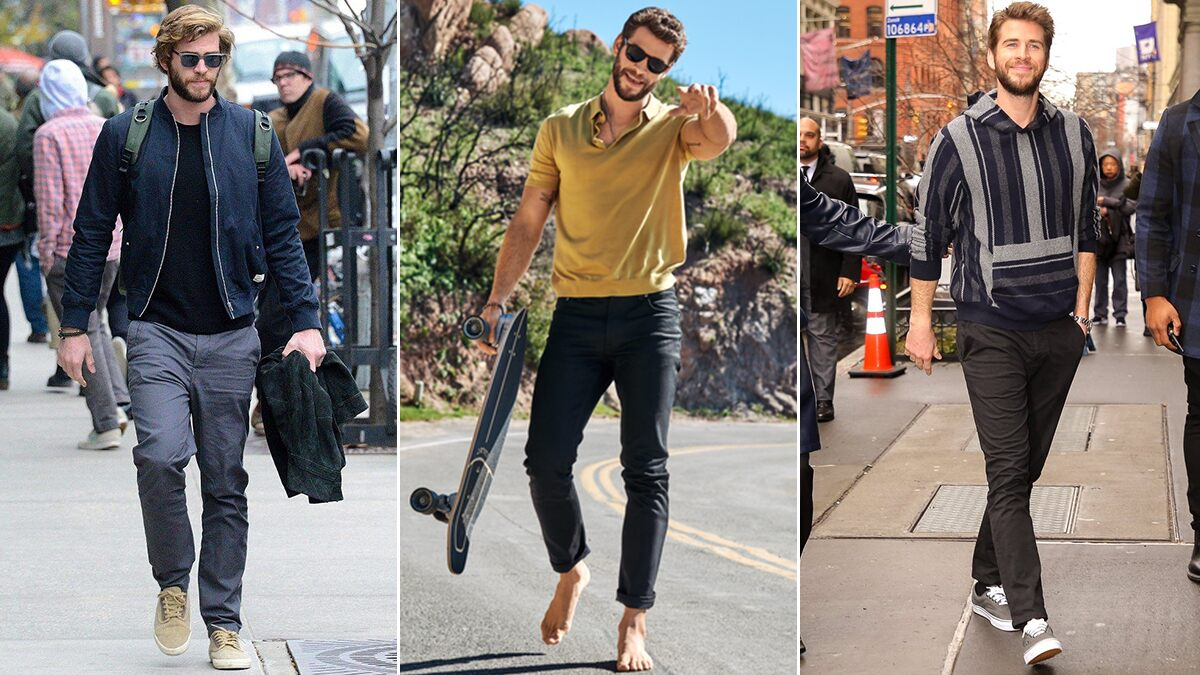 Liam Hemsworth Birthday: 5 Times the Handsome Actor Tried to Hide His Muscular Physique With a Casual Look but Had Us Drooling Anyway!