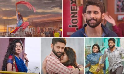 Love Story Teaser: Naga Chaitanya and Sai Pallavi Set on a Soulful Journey Filled With Passion, Hope and Grief (Watch Video)