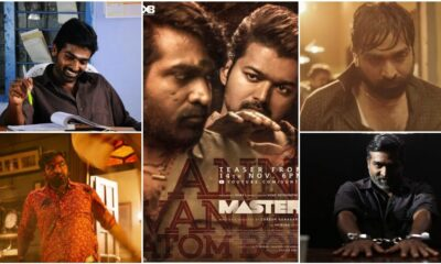 Master: Before Clashing With Thalapathy Vijay, 5 Times Vijay Sethupathi Experimented With Grey Shades in the Past (LatestLY Exclusive)