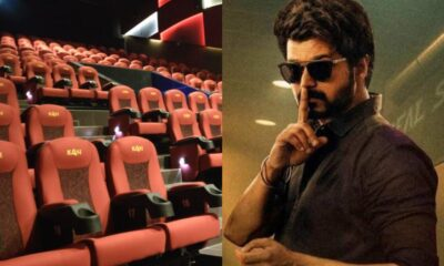 Master: Chennai Police Books Kasi Theatre for Allowing More Than 50% Occupancy for Vijay Starrer, Imposes a Fine of Rs 5,000